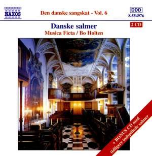 Den danske sangskat, Vol. 6