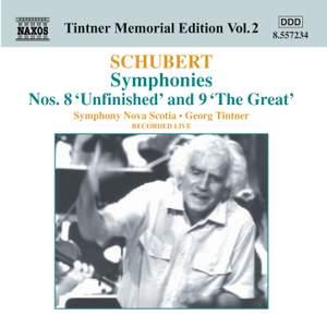 Schubert: Symphonies Nos. 8 and 9 Product Image
