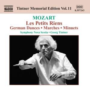 Mozart: Les Petits Riens, etc