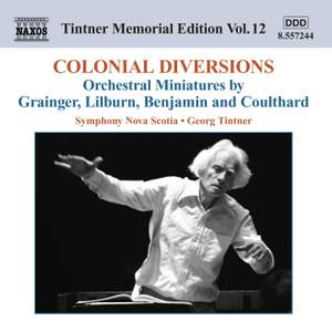 GRAINGER / LILBURN: Colonial Diversions Product Image