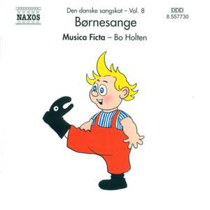 Danish Folksongs, Vol. 8 (Children's Songs)