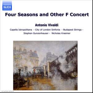 Four Seasons and Other Famous Concerti