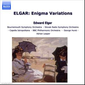 Elgar: Enigma Variations and other works Product Image