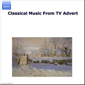 Classical Music From TV Advert Product Image