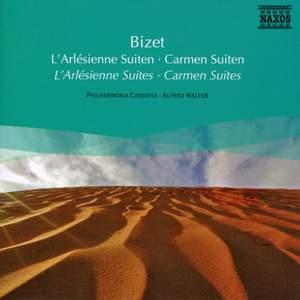 Bizet: L'Arlesienne & Carmen Suites Product Image