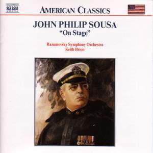 Sousa: On Stage