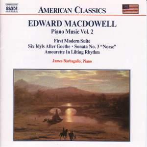 MacDowell: Piano Music Vol. 2