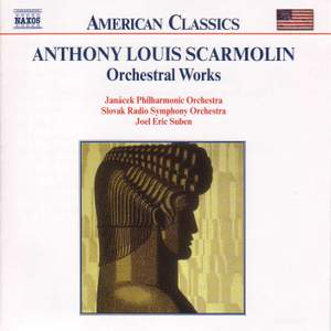 Anthony Louis Scarmolin: Orchestral Works Product Image