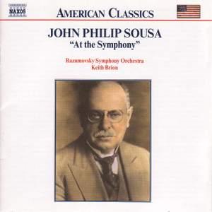 Sousa: At the Symphony