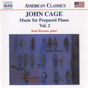 Cage: Music for Prepared Piano