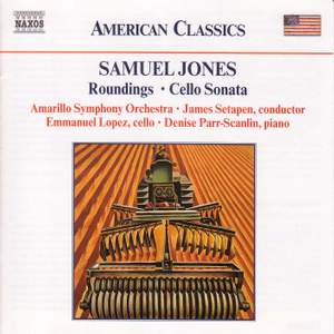 Samuel Jones: Roundings & Cello Sonata Product Image