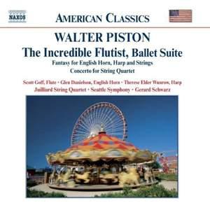 Piston: Incredible Flutist Suite