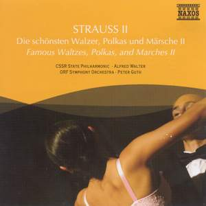 Strauss II: Waltzes, Polkas & Marches, Vol. 2
