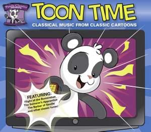 PANDA CLASSICS - Issue No. 4: Toon Time