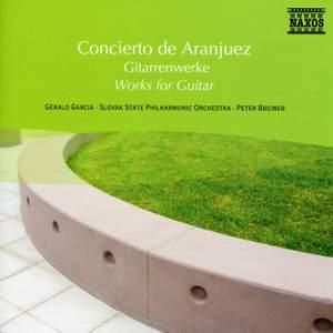 Rodrigo: Concierto de Aranjuez and other works for guitar