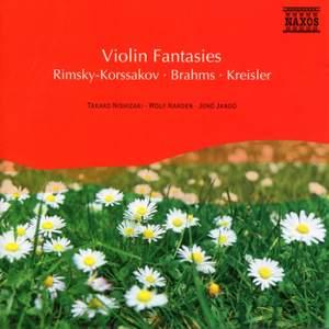 Violin Fantasies Product Image