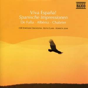Viva Espana! - Spanish orchestral works Product Image