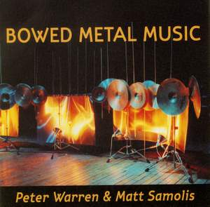 Warren: Bowed Metal Music Product Image