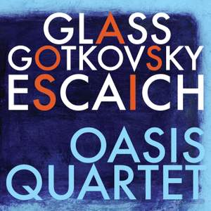 Glass: String Quartet No. 3, 'Mishima'