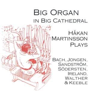 Stor orgel i Storykyrkan