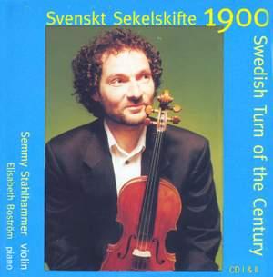 Swedish Turn of the Century (CD 1 & 2)