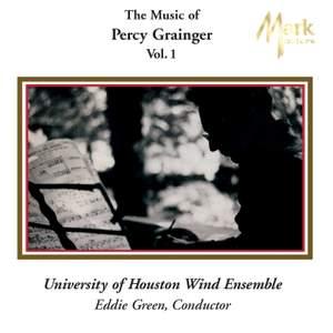 Grainger: The Music of Percy Grainger, Vol. I Product Image
