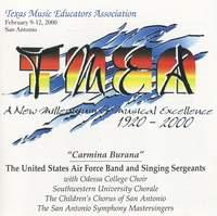 2000 Texas Music Educators Association: 'Carmina Burana'