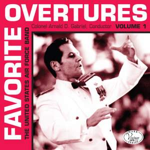 Favorite Overtures, Vol. 1