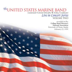 The United States Marine Band Live in Concert Series, Vol. 2 Product Image