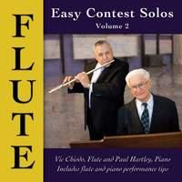 Easy Contest Solos, Vol. 2: Flute