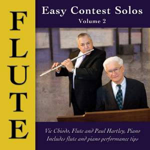 Easy Contest Solos, Vol. 2: Flute Product Image