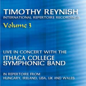 Timothy Reynish Live in Concert, Vol. 3 Product Image