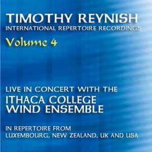 Timothy Reynish Live in Concert, Vol. 4