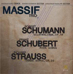 Schumann, Schubert & R Strauss: Lieder