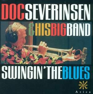 DOC SEVERINSEN BIG BAND: Swingin' the Blues