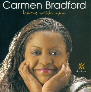 BRADFORD, Carmen: Home with You Product Image