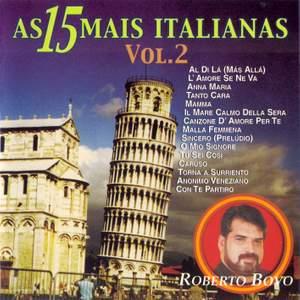 As 15 Mais Italianas, Vol. 2