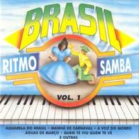TONY FABIAN ORCHESTRA: Brasil Ritmo e Samba, Vol. 1