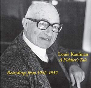Kaufman: A Fiddler's Tale