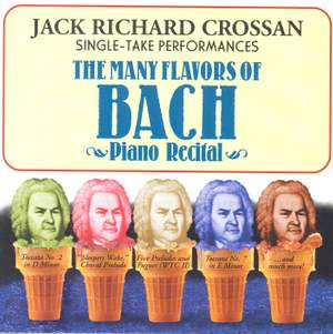The Many Flavors of JS Bach