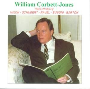 William Corbett-Jones plays Nixon