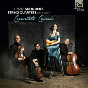 Schubert: String Quartets Nos. 10 & 15