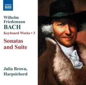 W. F. Bach - Keyboard Works Volume 3