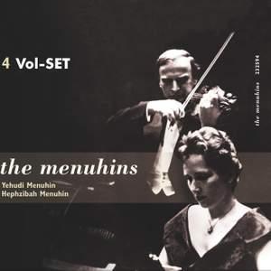 The Menuhins, Vols. 1-4 (1934-1951)