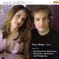 Julie Albers & Orion Weiss: Piano Recital