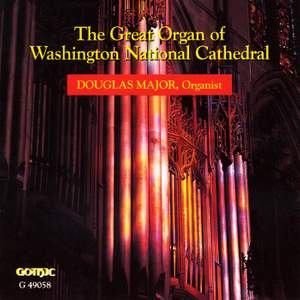 The Great Organ of Washington National Cathedral