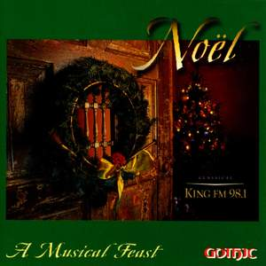Noel: A Musical Feast Product Image