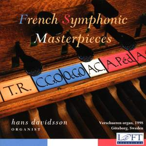 French Symphonic Masterpieces Product Image