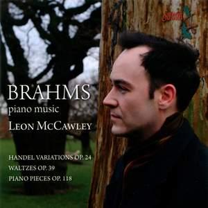 Leon McCawley plays Brahms