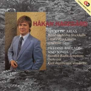 Opera Arias and Swedish Ballads and Songs